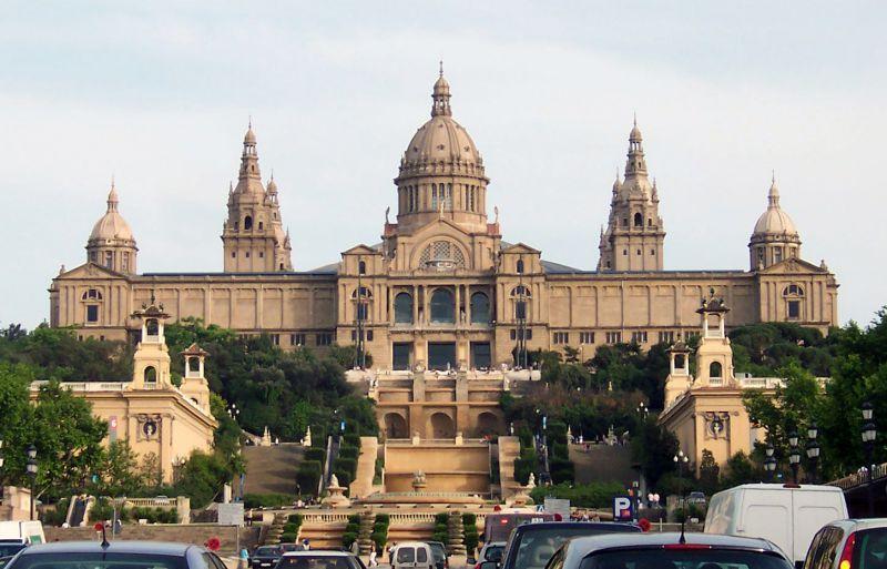 Museu Nacional d'Art de Catalunya (MNAC) de Barcelona