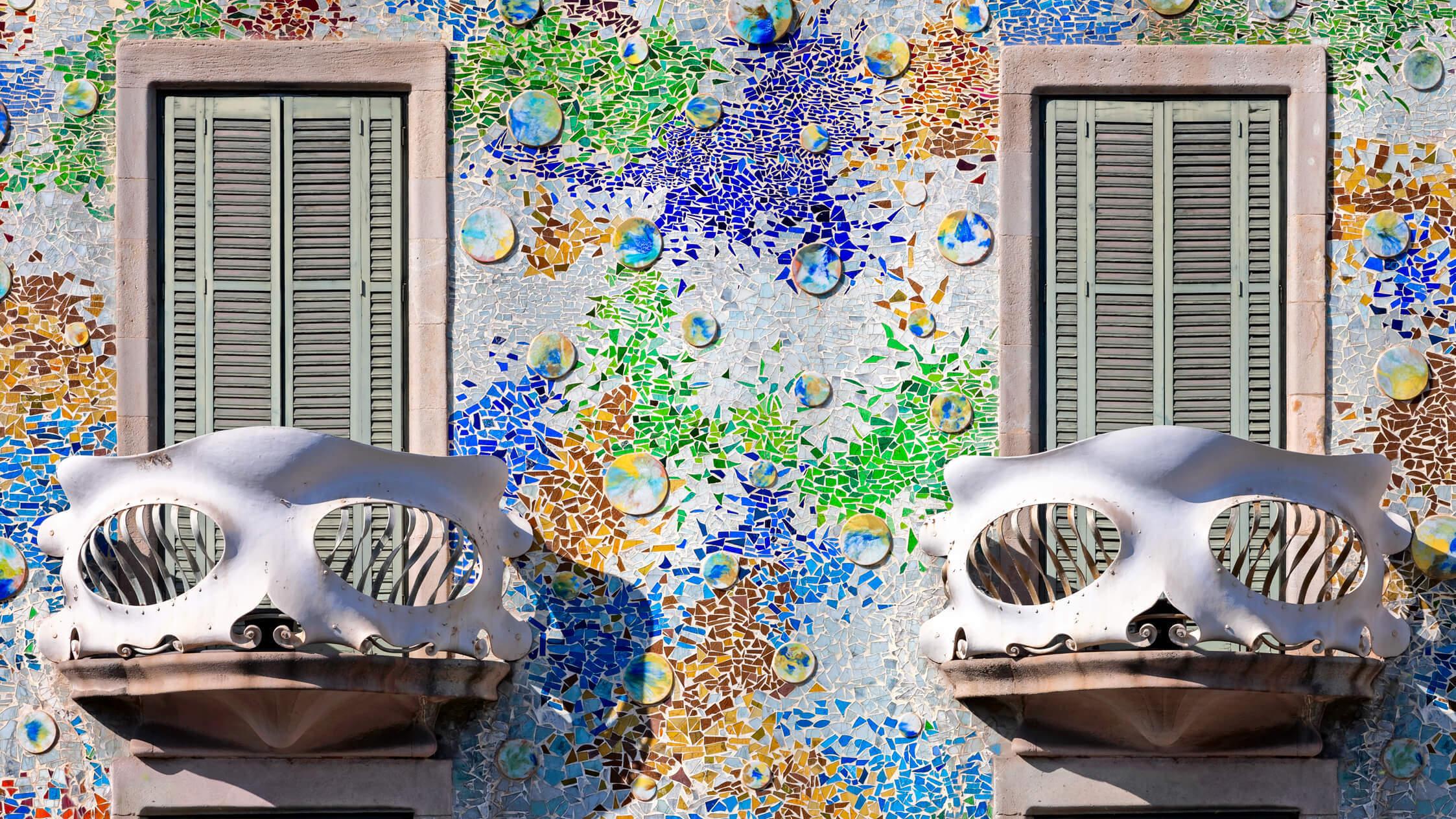 balcones Casa Batlló
