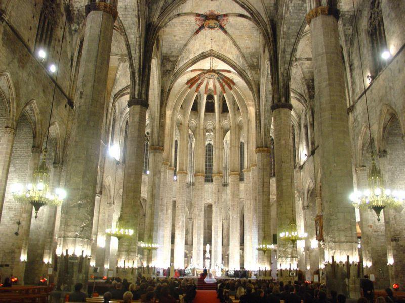 charla barcelona iglesia gay