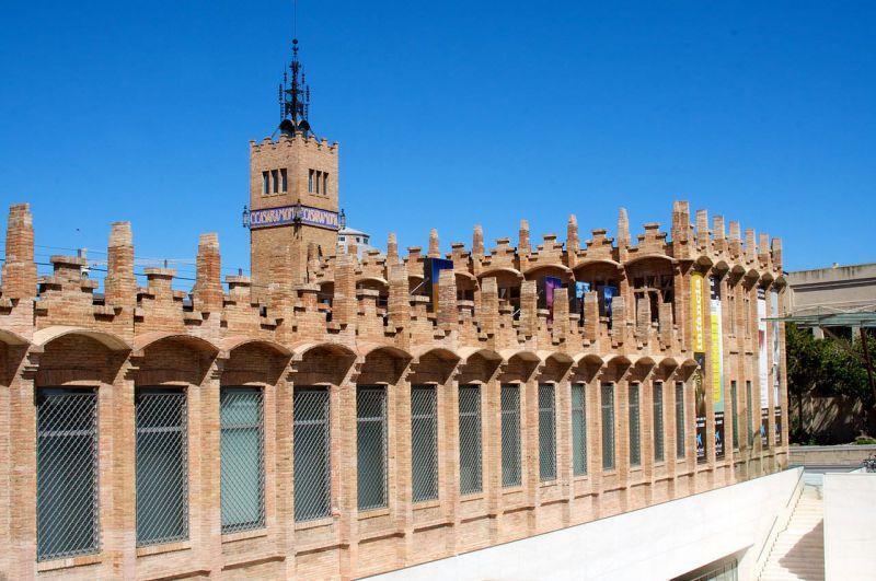 CaixaForum Barcelona, un centro cultural Modernista