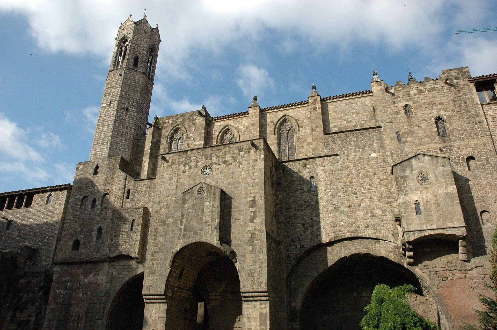 Capilla Santa Agata Barcelona