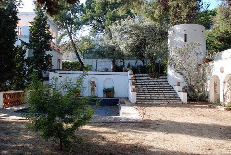Jardí dels Tarongers (Open House Barcelona 2014)