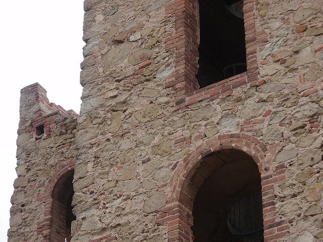 Imagen del castillo de Torre Baró- FLICKR: Carlos Pons