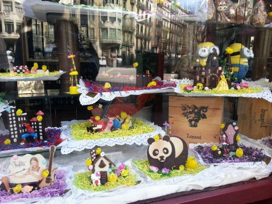 Monas de Pasqua, las vemos durante Semana Santa