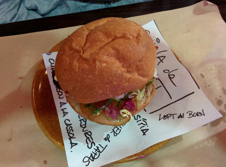Comer bien y barato en La Barceloneta