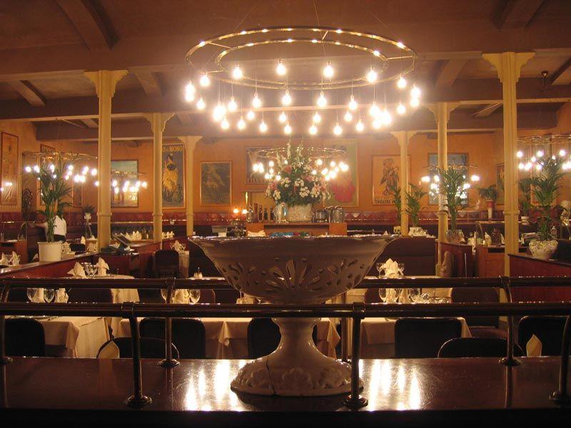 Restaurante con encanto en Barcelona