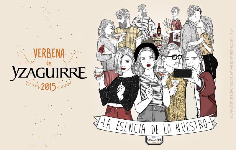 Verbena Yzaguirre Barcelona
