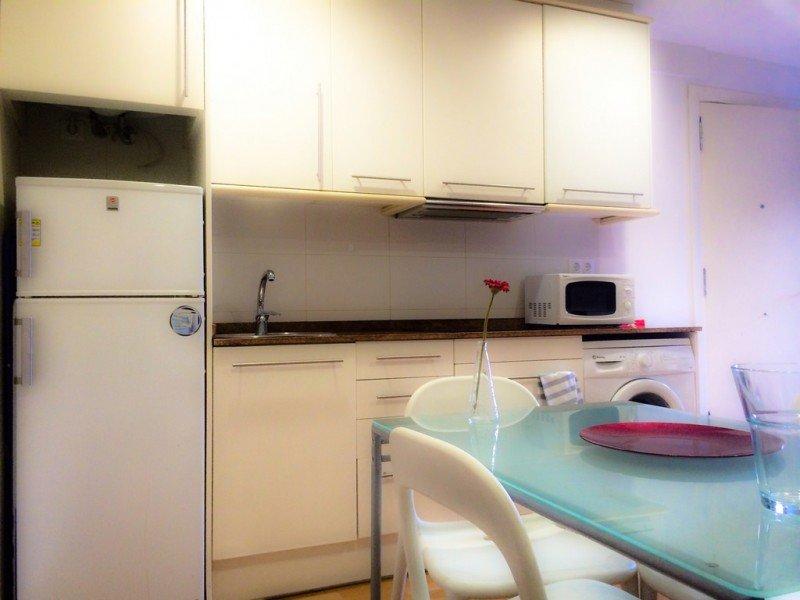 alojamiento con cocina cerca Fòrum Barcelona