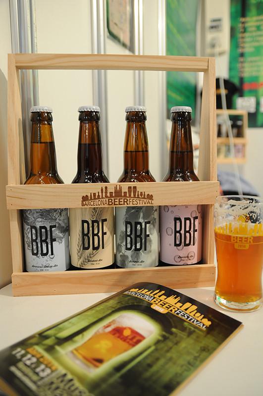 cervezas en Barcelona Beer Festival