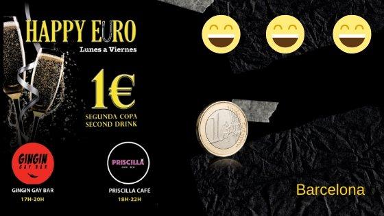 Otras promociones de bebidas low cost o para beber barato en Barcelona centro