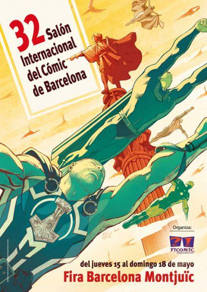 International Comic Festival 2014
