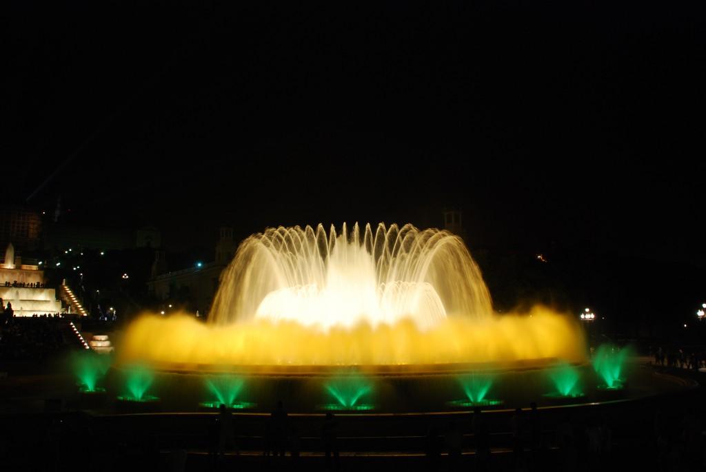 Magic Fountain (Barcelona)