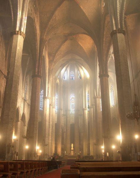 Santa Maria del Mar (Catedral del Mar)