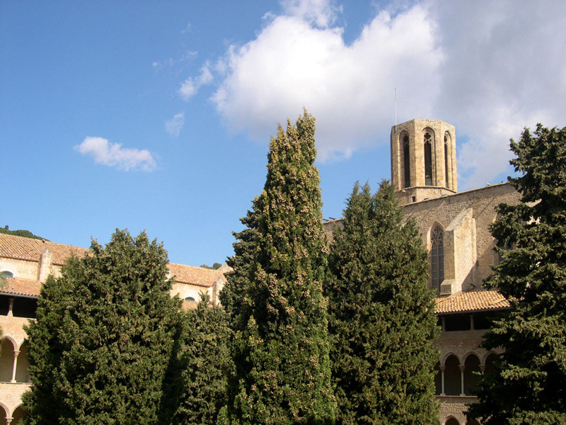 Pedralbes Monastery in Barcelona, a trip to the past
