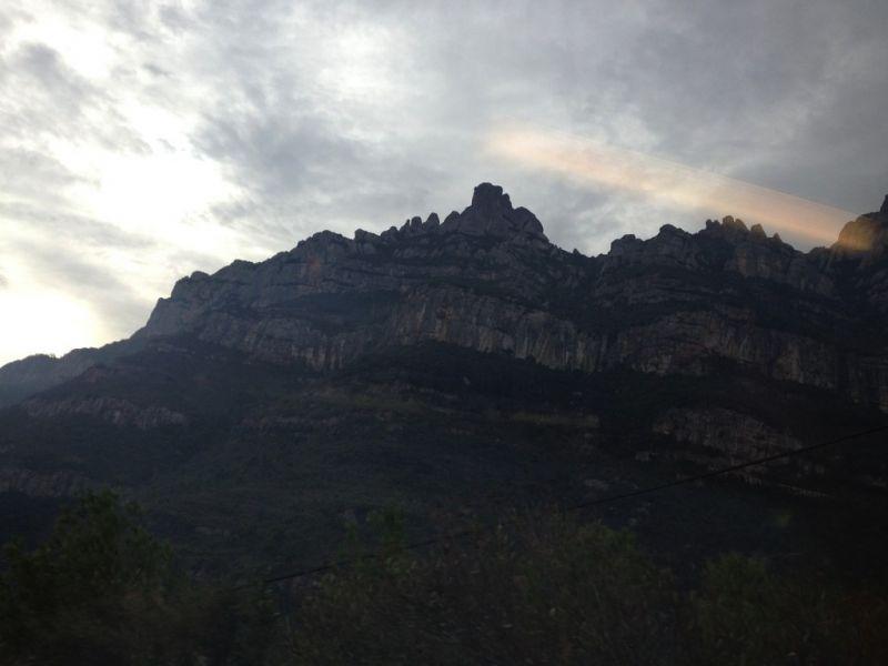Montserrat, a lovely visit near Barcelona