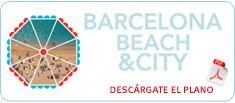 Barcelona Beach&City: ¡Todos a la playa!