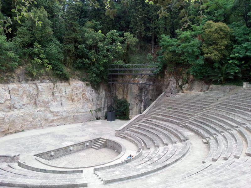El Teatre Grec de Barcelona