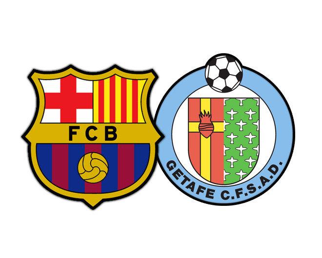 Bar a getafe la copa del rey y el regreso de for A que hora juega el barcelona hoy