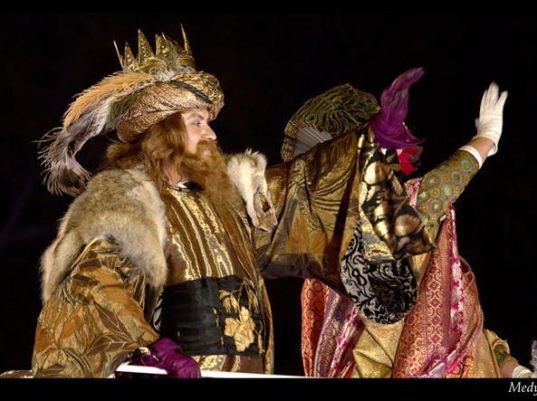 Three Kings Parade Barcelona 2016