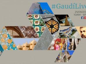 Gaudí's works in Barcelona open their doors digitally on June 25