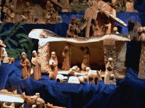Feria de Santa Llúcia en Barcelona, un clásico de la Navidad