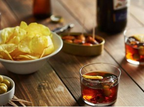 Hacer el vermouth en el MACBA
