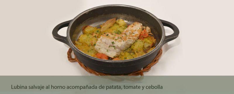 Comer en el centro de Barcelona