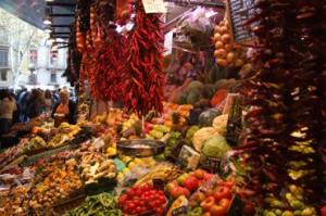 top 10 things to do in barcelona: Visitar la Boquería