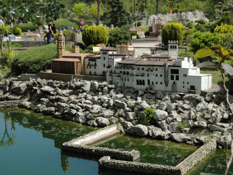 Sitges in Catalunya en Miniatura