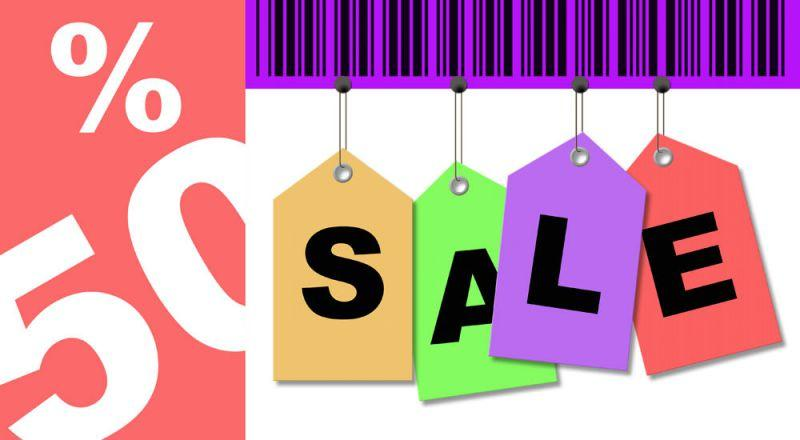 Summer sales! come on shopping!